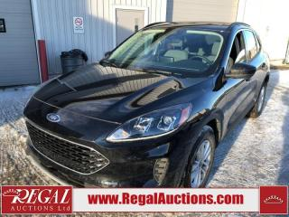 Used 2020 Ford Escape SE 4D Utility AWD 1.5L for sale in Calgary, AB