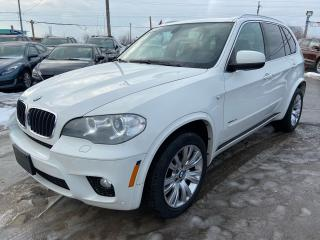 Used 2012 BMW X5 35i for sale in Gloucester, ON