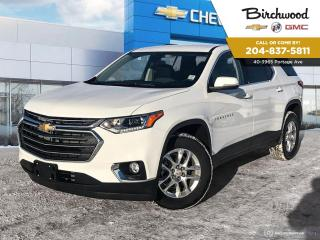 New 2021 Chevrolet Traverse LT Cloth The Best Deals to come in 2021 for sale in Winnipeg, MB