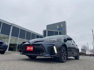 Used 2018 Toyota Corolla SE for sale in Ottawa, ON