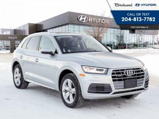 Used 2018 Audi Q5 Technik | Bang And Olufsen | Remote Start | Panoramic Sunroof | for sale in Winnipeg, MB