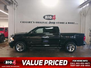 Used 2018 RAM 1500 ST Expresss 4WD for sale in Calgary, AB
