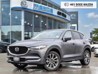 Used 2021 Mazda CX-5 GT Shop Online With Dilawri Anywhere for sale in Mississauga, ON