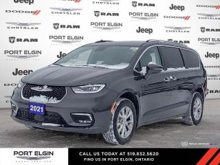 New 2021 Chrysler Pacifica Touring-L for sale in Port Elgin, ON