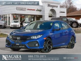 Used 2018 Honda Civic Sport | COUPE for sale in Niagara Falls, ON