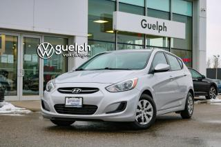 Used 2016 Hyundai Accent SE | Heated Seats, USB & Aux input, Keyless entry for sale in Guelph, ON