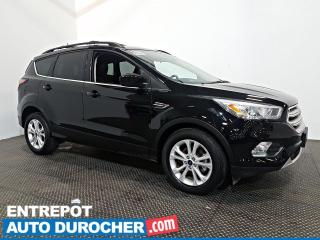 Used 2018 Ford Escape SEL AUTOMATIQUE - SIÈGES CHAUFFANTS - CUIR for sale in Laval, QC