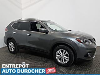 Used 2016 Nissan Rogue SV AWD NAVIGATION - Toit Ouvrant - A/C for sale in Laval, QC