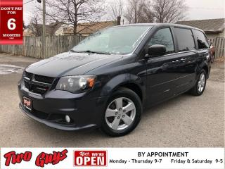 Used 2014 Dodge Grand Caravan SXT | Nav | Pwr Sliders | Bluetooth | B/Up Cam | | for sale in St Catharines, ON