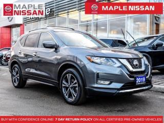 Used 2019 Nissan Rogue SV AWD Blind Spot Apple Carplay Remote Start Cam for sale in Maple, ON