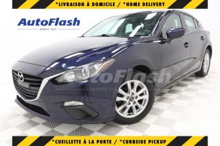 Used 2015 Mazda MAZDA3 GS SPORT HATCHBACK *MAGS *BLUETOOTH *CAMERA for sale in Saint-Hubert, QC