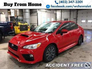 Used 2015 Subaru WRX Base for sale in Red Deer, AB