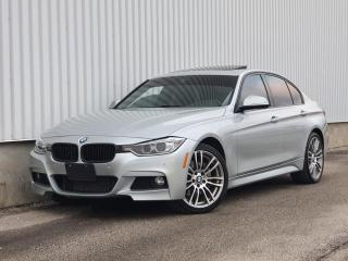 Used 2015 BMW 3 Series 335i xDrive M Sport  WE FINANCE for sale in Mississauga, ON