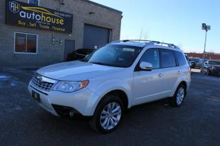 Used 2012 Subaru Forester *MANUAL*2.5X Touring /SUNROOF/HEATED SETAS for sale in Newmarket, ON
