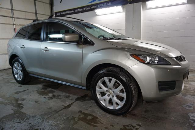 2007 Mazda CX-7 GT TURBO AWD CERTIFIED 2YR WARRANTY *FREE ACCIDENT* HEATED LEATHER CRUISE ALLOYS
