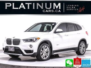 Used 2018 BMW X1 xDrive28i, AWD, PANO, CAM, HEATED, BLUETOOTH for sale in Toronto, ON