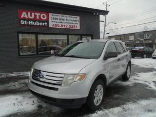 Used 2010 Ford Edge SE for sale in St-Hubert, QC