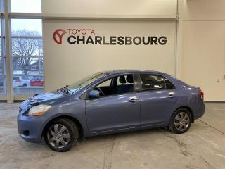 Used 2009 Toyota Yaris Berline - Transmission manuelle for sale in Québec, QC