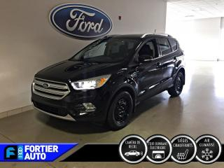 Used 2018 Ford Escape Titanium 4rm for sale in Montréal, QC