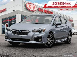 Used 2018 Subaru Impreza 2.0i Sport 4-door Auto- ONE OWNER, CLEAN CARFAX! for sale in Oakville, ON
