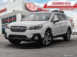 Used 2018 Subaru Outback 3.6R Limited w-EyeSight Pkg - ONE OWNER, CLEAN CAR for sale in Oakville, ON