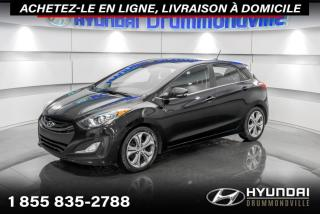 Used 2015 Hyundai Elantra GT SE + GARANTIE + NAVI + TOIT + CUIR + WOW for sale in Drummondville, QC
