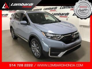 Used 2020 Honda CR-V TOURING|AWD|DEMO| for sale in Montréal, QC