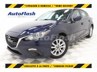 Used 2015 Mazda MAZDA3 GS SPORT HATCHBACK *MAGS *BLUETOOTH *CAMERA for sale in St-Hubert, QC