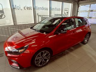 Used 2020 Hyundai Elantra GT N LINE TOIT PANORAMIQUE VOLANT CHAUFFANT for sale in Ste-Julie, QC