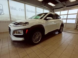 Used 2018 Hyundai KONA LUXURY AWD TOIT OUVRANT SIEGE CHAUFFANT for sale in Ste-Julie, QC