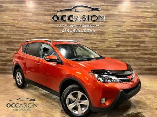 Used 2015 Toyota RAV4 Traction intégrale 4 portes XLE for sale in Ste-Brigitte-de-Laval, QC