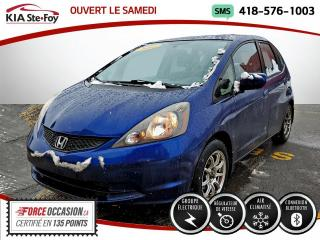 Used 2014 Honda Fit LX* BLUETOOTH* GROUPE ELECTRIQUE* AUTOMA for sale in Québec, QC