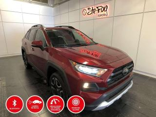 Used 2019 Toyota RAV4 TRAIL - AWD - TOIT OUVRANT for sale in Québec, QC