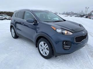 Used 2017 Kia Sportage LX AWD for sale in Pintendre, QC
