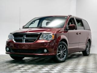 Used 2017 Dodge Grand Caravan PREMIUM PLUS CUIR MAGS CRUISE BLUETOOTH for sale in Brossard, QC