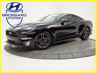 Used 2018 Ford Mustang ECOBOOST Premium Cuir Automatique for sale in Brossard, QC