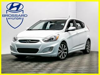 Used 2016 Hyundai Accent GLS AUTO TOIT OUVRANT SIÈGES CHAUFFANTS for sale in Brossard, QC