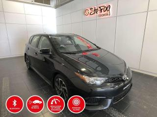 Used 2017 Toyota Corolla iM SIÈGES CHAUFFANTS - ROUES EN ALLIAGE for sale in Québec, QC