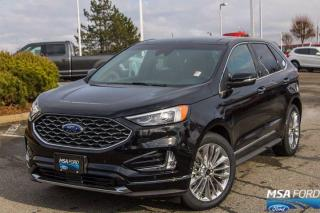 New 2020 Ford Edge Titanium for sale in Abbotsford, BC