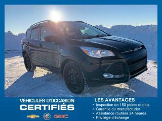 Used 2016 Ford Escape AWD for sale in Amos, QC