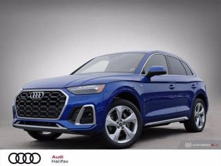 New 2021 Audi Q5 Technik for sale in Halifax, NS
