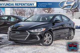 Used 2017 Hyundai Elantra 4dr Sdn Auto GL SIEGES, VOLANT ET MIROIRS CHAUFFAN for sale in Repentigny, QC
