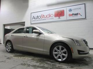 Used 2015 Cadillac ATS ATS4 **AWD**2.0L**AUTOMATIQUE**CUIR** for sale in Mirabel, QC
