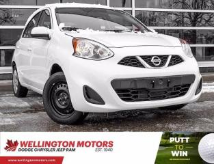 Used 2019 Nissan Micra SV / Back-Up Cam / Free 3 MONTH SXM  !! for sale in Guelph, ON