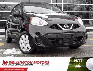 Used 2019 Nissan Micra SV / Back-Up Cam/ Bluetooth ..... for sale in Guelph, ON