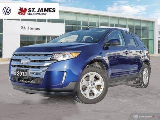 Used 2013 Ford Edge SEL, Panoramic Sunroof, Backup Camera, Heated Seats for sale in Winnipeg, MB