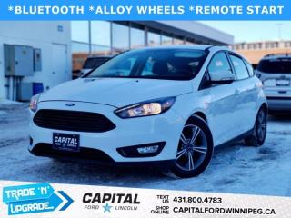 Used 2016 Ford Focus SE HB for sale in Winnipeg, MB