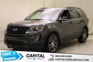 Used 2017 Ford Explorer Sport 4WD for sale in Regina, SK