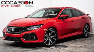 Used 2019 Honda Civic NAVI+TOIT.OUVRANT+SIEGES.CHAUFFANTS for sale in Boisbriand, QC