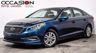 Used 2016 Hyundai Sonata GL MAGS+BLUETOOTH+SIEGES.CHAUFFANTS for sale in Boisbriand, QC